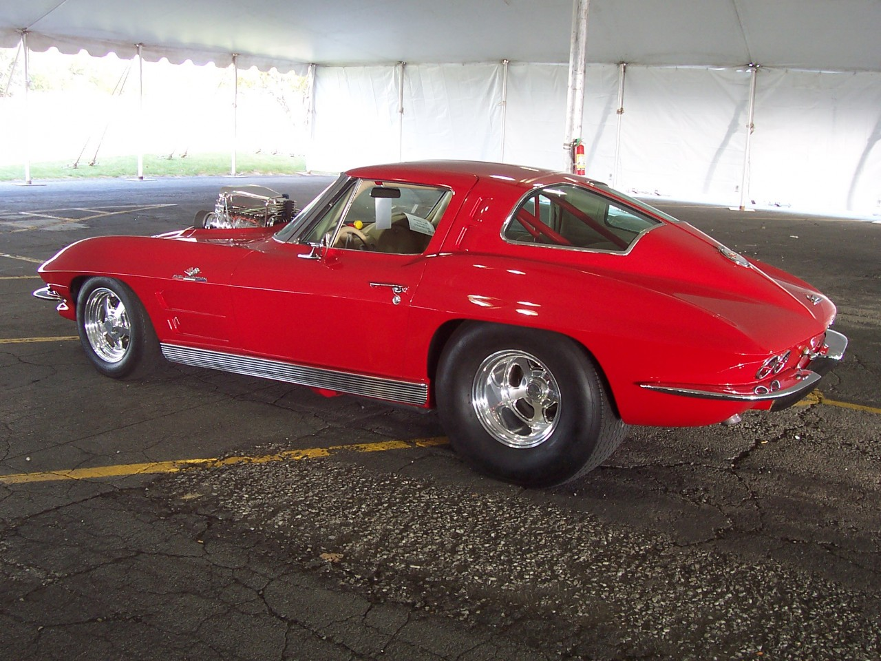 How we appraise a classic corvette